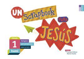 UN SCRAPBOOK PARA JESÚS