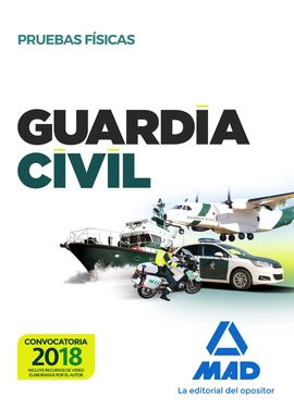 GUARDIA CIVIL. PRUEBAS FISICAS