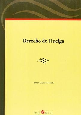 DERECHO DE HUELGA