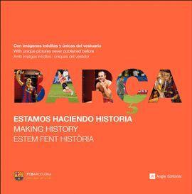 BARÇA ESTAMOS HACIENDO HISTORIA - OFERTA