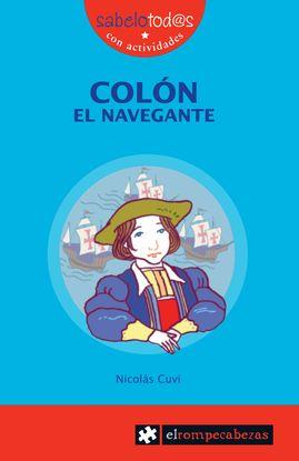 COLÓN EL NAVEGANTE