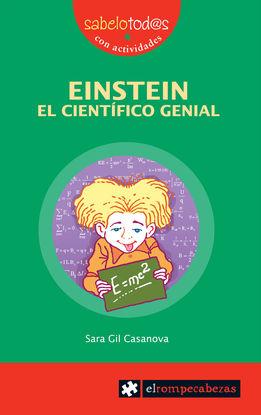 EINSTEIN EL CIENTÍFICO GENIAL