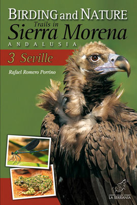 BIRDING AND NATURE TRAILS IN SIERRA MORENA, ANDALUSIA