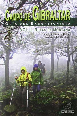 CAMPO DE GIBRALTAR GUIA DEL EXCURSIONISTA VOL 1