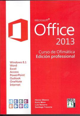OFFICE 2013 CURSO DE OFIMÁTICA
