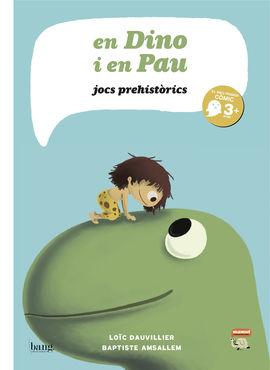 EN DINO I EN PAU, JOCS PREHISTÒRICS