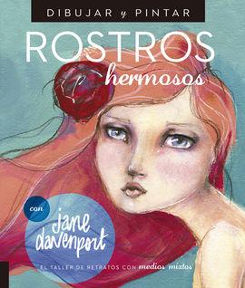 DIBUJAR Y PINTAR ROSTROS HERMOSOS