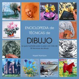 ENCICLOPEDIA DE TÉCNICAS DE DIBUJO, EDICIÓN 2017