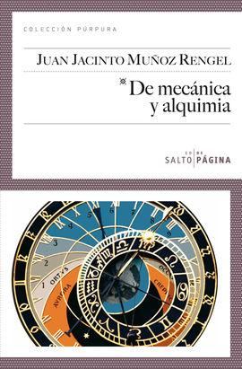 DE MECÁNICA Y ALQUIMIA