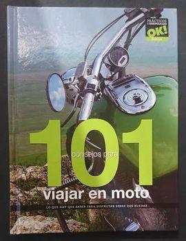 101 CONSEJOS PARA VIAJAR EN MOTO