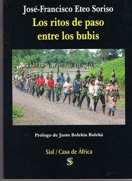 RITOS DE PASO ENTRE LOS BUBIS,LOS