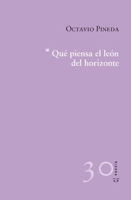 QUÉ PIENSA EL LEÓN DEL HIRIZONTE