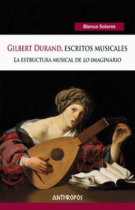 GILBERT DURAND, ESCRITOS MUSICALES