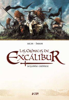 LAS CRÓNICAS DE EXCÁLIBUR 2