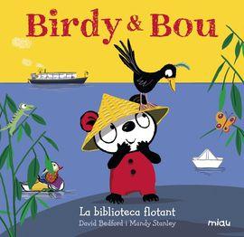 BIRDY & BOU LA BIBLIOTECA FLOTANT