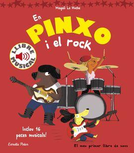 EN PINXO I EL ROCK. LLIBRE MUSICAL