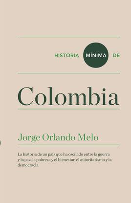 HISTORIA MÍNIMA DE COLOMBIA