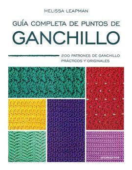 GUIA COMPLETA DE PUNTOS DE GANCHILLO