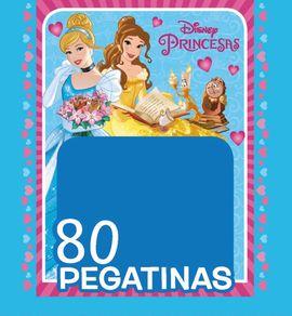 PRINCESAS. PEGATINAS DISNEY