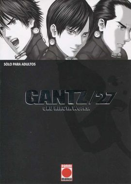 GANTZ N 27