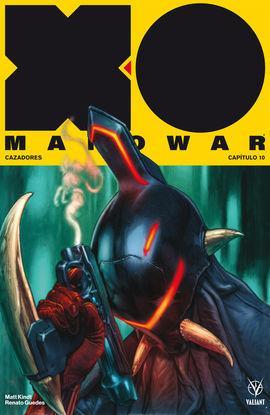 X-O MANOWAR 10