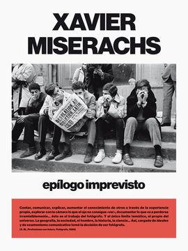 XAVIER MISERACHS. EPÍLOGO IMPREVISTO