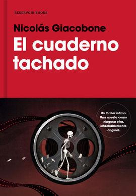 EL CUADERNO TACHADO