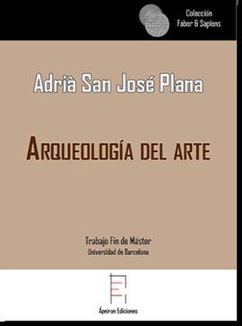 ARQUEOLOGÍA DEL ARTE