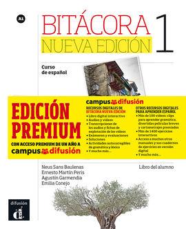 BITÁCORA 1 EDICIÓN PREMIUM