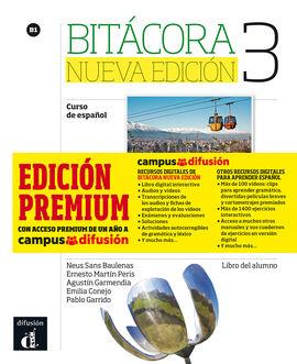BITÁCORA 3 EDICIÓN PREMIUM