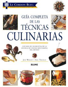GUÍA COMPLETA TÉCNICAS CULINARIAS (2017)