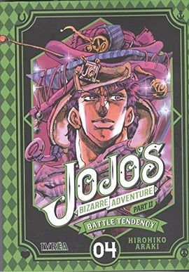 JOJOS BIZARRE ADVENTURE PARTE 02 BATTLE TENDENCY 04