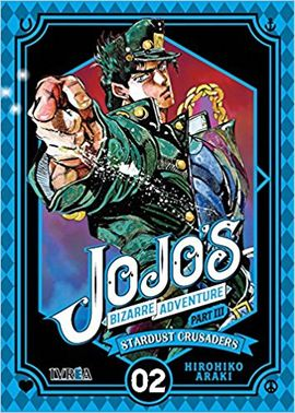 JOJO'S BIZARRE ADVENTURE PART III. STARDUST CRUSADERS 2