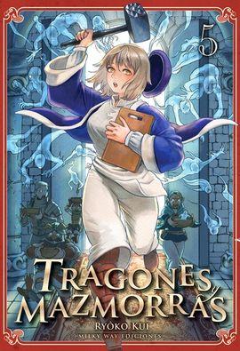 TRAGONES Y MAZMORRAS 05