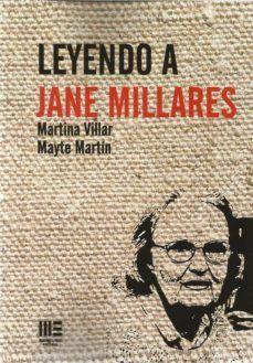 LEYENDO A JANE MILLARES
