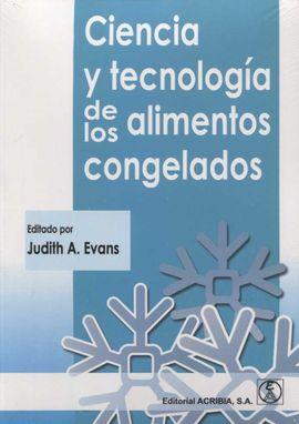 CIENCIA Y TECNOLOGÍA DE LOS ALIMENTOS CONGELADOS