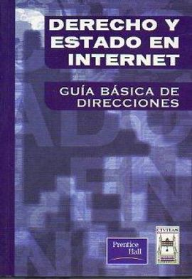 DERECHO Y ESTADO EN INTERNET
