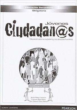 JÓVENES CIUDADANOS ADENDA NUEVOS CONTENIDOS 2012 (CASTELLANO)
