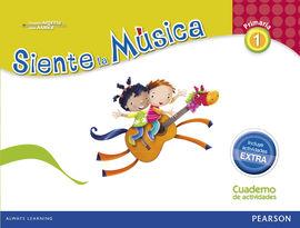 SIENTE LA MÚSICA 1 PACK ACTIVIDADES (CONTENIDO EXTRA)
