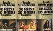 LOS GOZOS Y LAS SOMBRAS TOMOS 3 VS