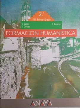 FORMACIÓN HUMANÍSTICA, 2 FP 1