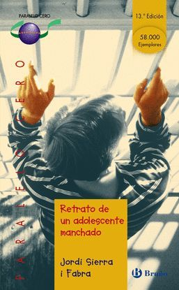 RETRATO DE UN ADOLESCENTE MANCHADO