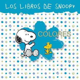 COLORES. LOS LIBROS DE SNOOPY, 2