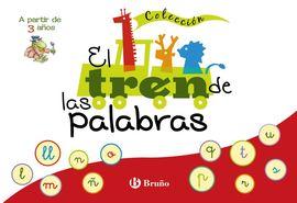 EL TREN DE LAS PALABRAS (OBRA COMPLETA)