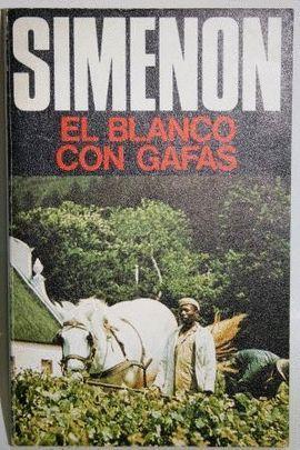 EL BLANCO CON GAFAS