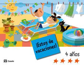 ¡ESTOY DE VACACIONES! 4 AÑOS