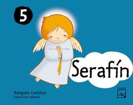 CARPETA SERAFÍN 5 AÑOS