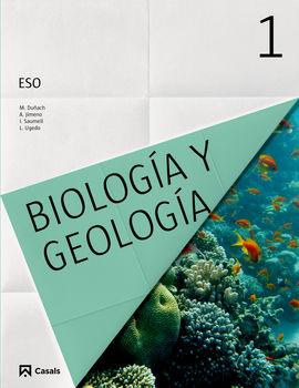 BIOLOGÍA Y GEOLOGÍA 1 ESO (2015)