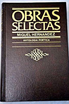 HERNÁNDEZ GILABERT : ANTOLOGÍA POÉTICA
