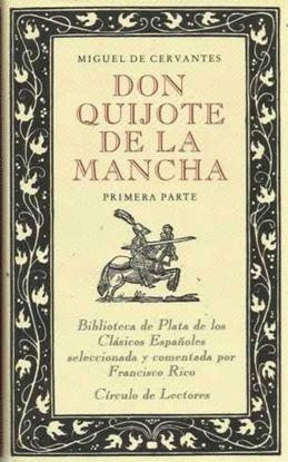 DON QUIJOTE DE LA MANCHA PARTE 1